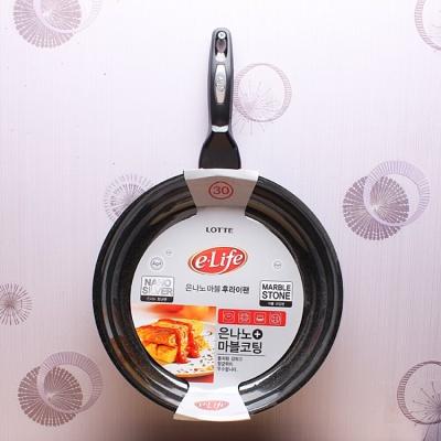 롯데 이라이프 은나노 마블 후라이팬(30cm)