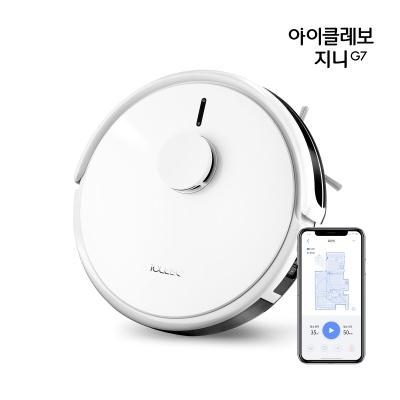 [유진로봇] 아이클레보 G7 로봇청소기