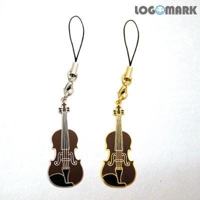바이올린 핸드폰고리