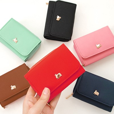 CONI 3 Steps Wallet ver.2