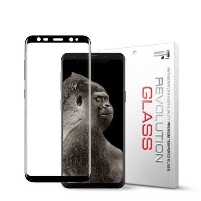 (2매) 레볼루션글라스 3D풀커버SR 갤럭시 S9