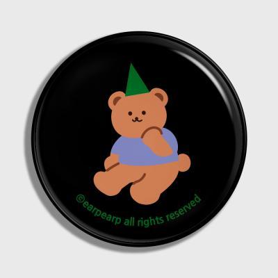 dancing bear-black(earptoktok)