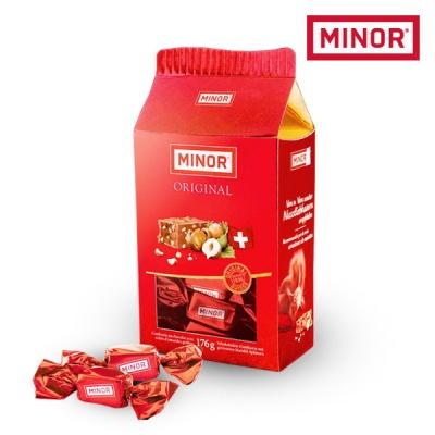 미노 초콜릿 오리지널 트위스트 기프트박스176g