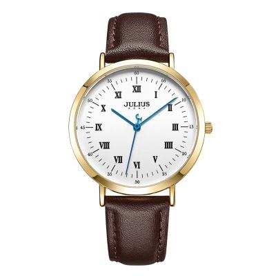 [쥴리어스공식] JA-1016 여성시계 가죽시계