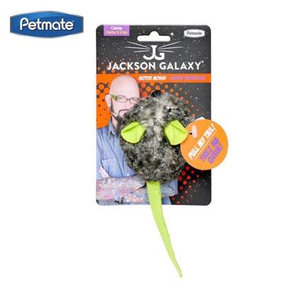 잭슨갤럭시 캣닙 모터마우스 고양이장난감 사냥