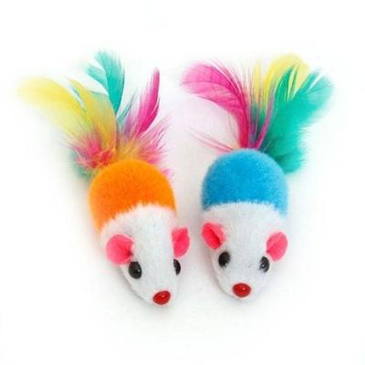 고양이 장난감 캣닢 마우스 쥐 캣잎 인형 사냥 놀이