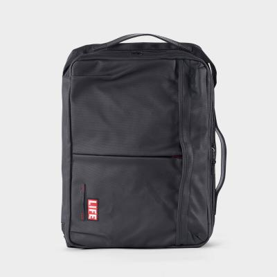 LIFEx3WAY BACKPACK RUGGED 15inch_ARMY, BLACK