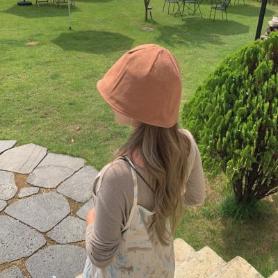 육각 버킷햇 벙거지 모자