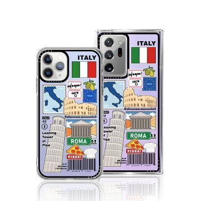 [ADEEPER] 이탈리아 스티커 미러 케이스