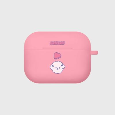 Ari love-pink(Air pods pro case)