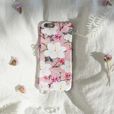 하드케이스_백목련(핑크)