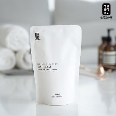 [생활공작소] 세탁조 클리너 450g x 8개