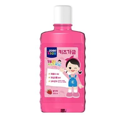[애경산업] 2080키즈가글 딸기맛 [개/1] 392196