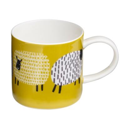 도티쉽 양 머그 컵