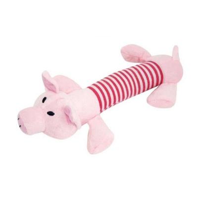 반려동물 장난감 돼지 길쭉이 장난감 1개