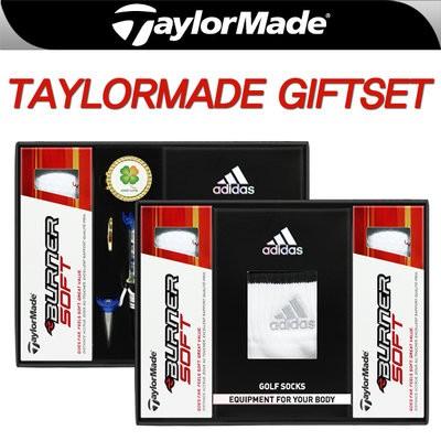 [871golf] 테일러메이드 버너 소프트 골프공 골프양말 선물세트