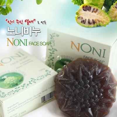 [NONI] 천연 노니비누  NONI FACE SOAP
