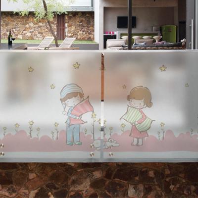 ij754-꿈나라가는소년과소녀_글라스시트지