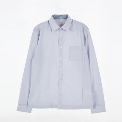 [교복아울렛] 남자 Y.S(하늘색) 와이셔츠 (광주고)