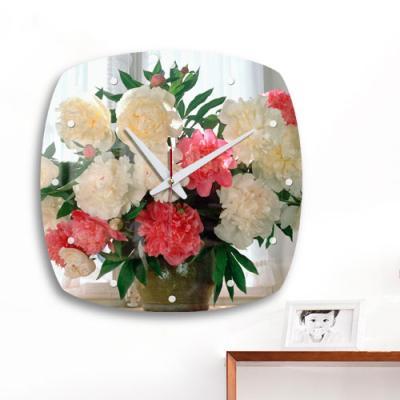ga020-아크릴시계_금전을불러오는모란꽃01