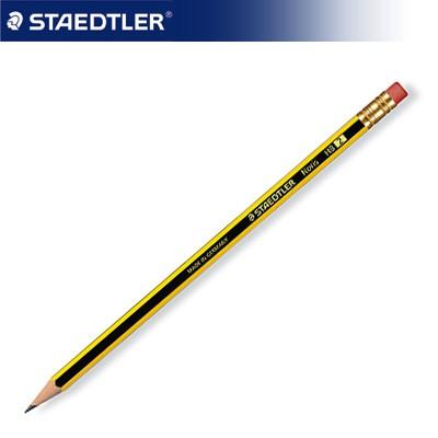 스테들러 노리스 지우개 연필 122-HB[00137099]