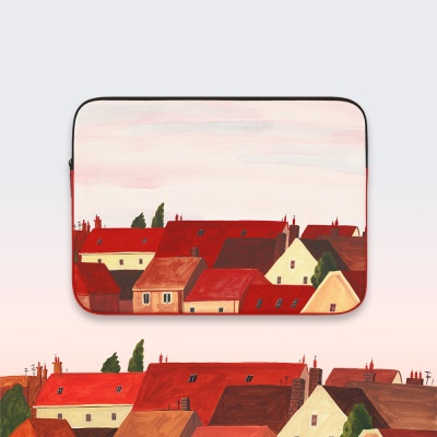 (13/15인치) 유럽의 지붕들