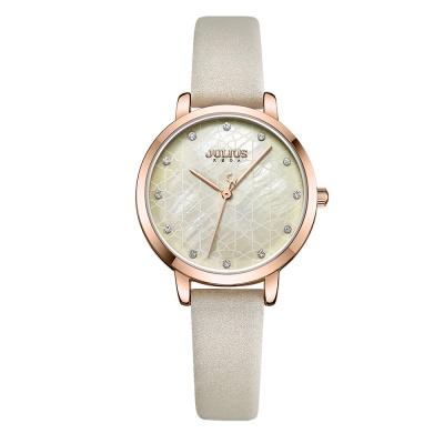 [쥴리어스공식] JA-1178 여성시계 가죽시계