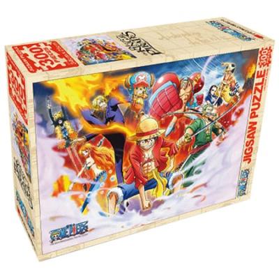 원피스 퍼즐 각자의능력 300 피스 직소퍼즐