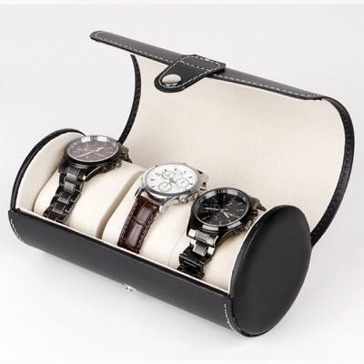 쥬얼리 반지 목걸이 사이클 액세서리 시계보관함 블랙
