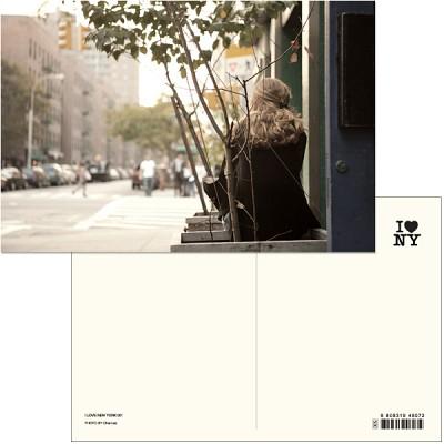 I LOVE NEW YORK (Post card ver.01) - New york 004