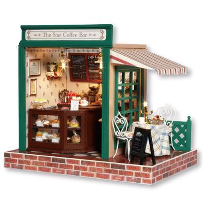 DIY 미니어처하우스 스타 커피 바