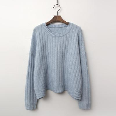 Wool Golgi Crop Sweater