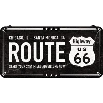 [28025] Highway 66 Black