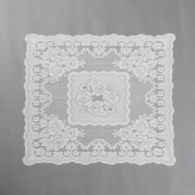 프렌치 레이스 테이블보(로맨틱) (100X100cm)