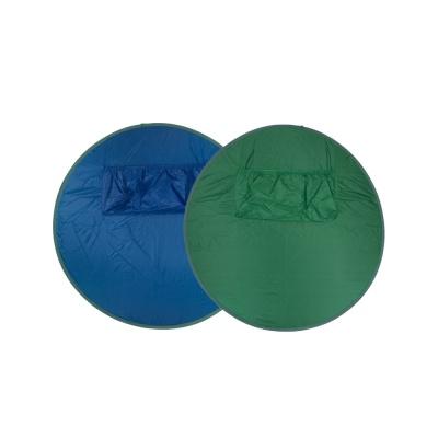 양면 크로마키 배경천 배경지 / 그린&블루 LCIH170