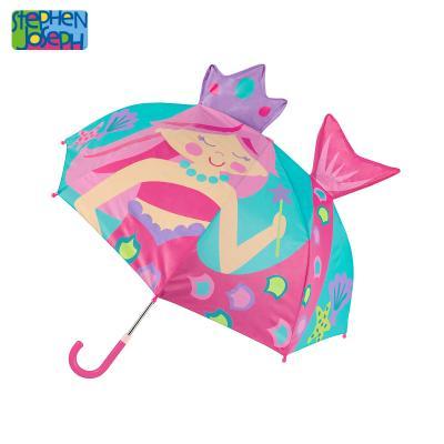 3D팝업 우산 - 인어공주