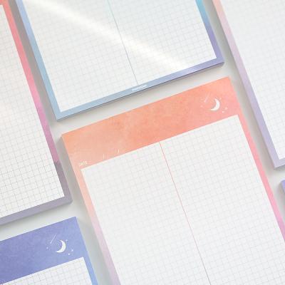 모모팝 그리드 메모패드 (A5)
