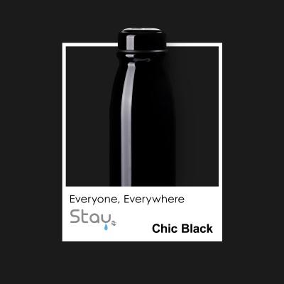 스테이24 텀블러 350ml-블랙