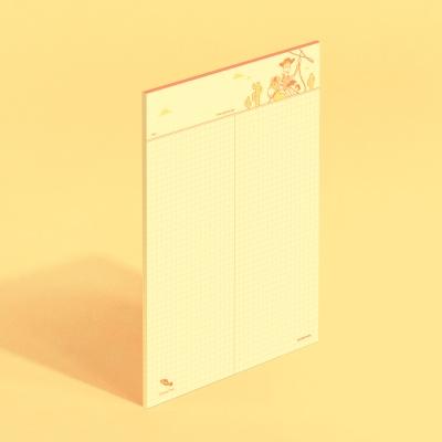 [디즈니] 모트모트 노트페이퍼 - 우디