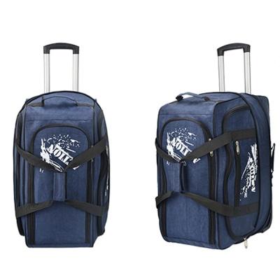 확장형 가방 기내용 여행용 소프트 캐리어 20형 블루