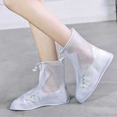 신발위 덧신 방수 덮개 슈즈 보호 싸개 투명 카바