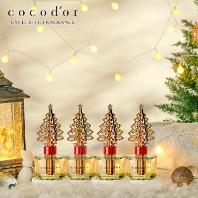 코코도르 크리스마스 디퓨저 120ml X 4개+쇼핑백