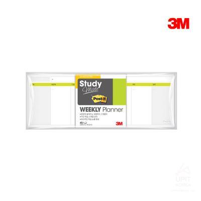 3M 포스트잇 680 스터디메이트 위클리플래너