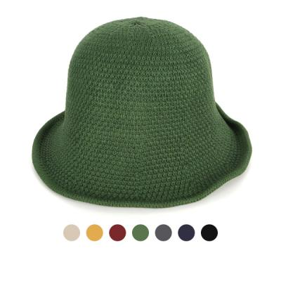 [디꾸보]린넨 벙거지 와이어 모자 AC293