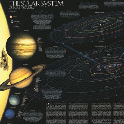 태양계 [1000피스/직소퍼즐/우주/BN10-049]