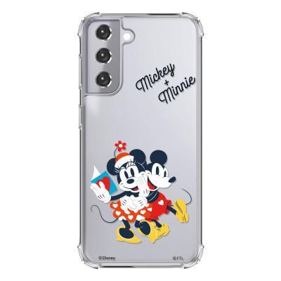 (방탄케이스) 디즈니 허그미키미니 휴대폰케이스