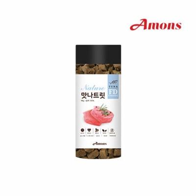 Amons 맛나트릿 동결건조-치킨 90g (pt)