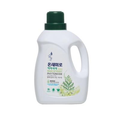 [숲에서] 프리미엄 NEW 액체세제/주방세제