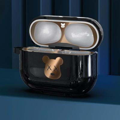 에어팟프로케이스 1 2세대 히어로디자인 철가루스티커