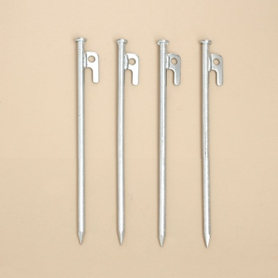 캠핑러브 고강도 단조팩4p세트(20cm) 텐트팩